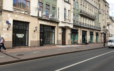 Street Retail: Большая Никитская 24/1