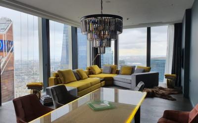 Neva Towers, 67 этаж